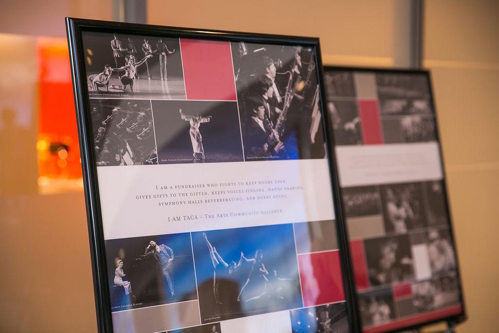 2019 TACA grants posters