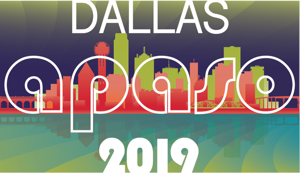 2019 APASO Conference Logo