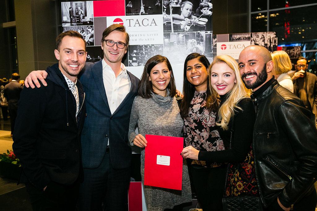 TACA Grant Recipients at the 2018 Grants Celebration