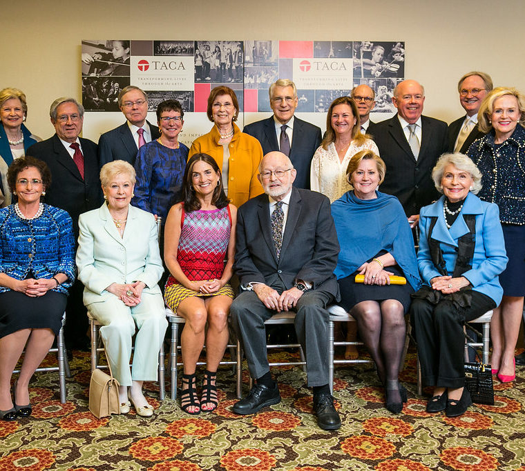 A legacy of TACA Silver Cup Award Recipients