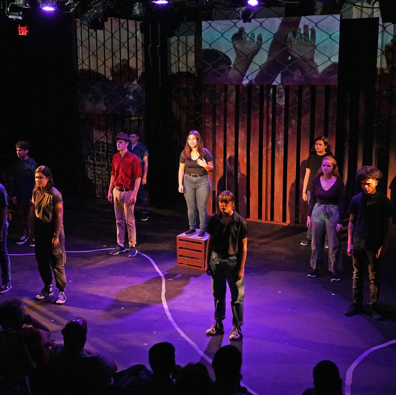 Let's TACAbout It: Cry Havoc Theater Co.