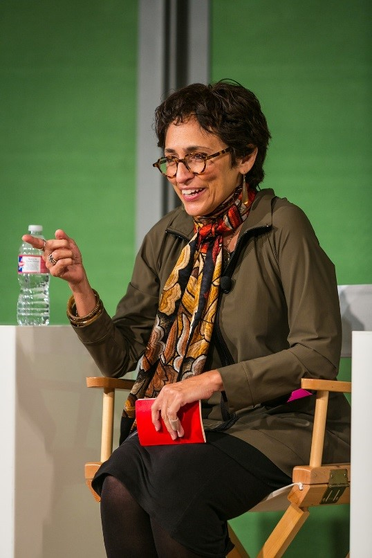 Josephine Ramirez at 2017 TACA Perforum